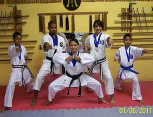 Karate South Africa League Cape Town