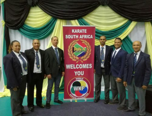Karate-Zen  Western Cape Referees