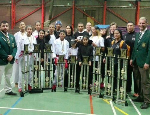 Karate Super League success for Karate-Zen